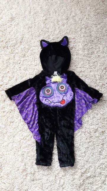 Продажа. 1-2 года карнавальный костюм Летучего мышонка на Хэллоуин