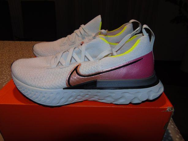 Nike React Infinity Run Fk r.43 Buty Trampki Nowe