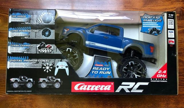 Carrera RC ready to ruin
