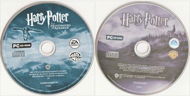harry potter 2 jogos para playstation para quem gostar do genero s/cx