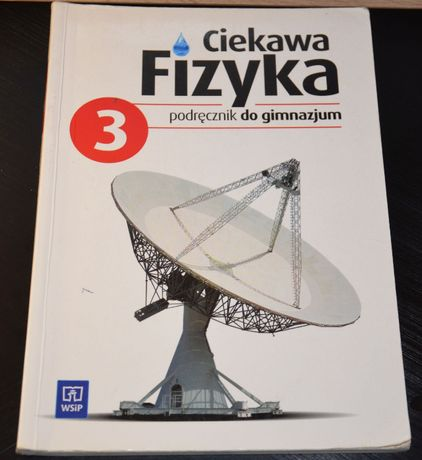 Cikawa Fizyka 3 podręcznik do gimnazjum