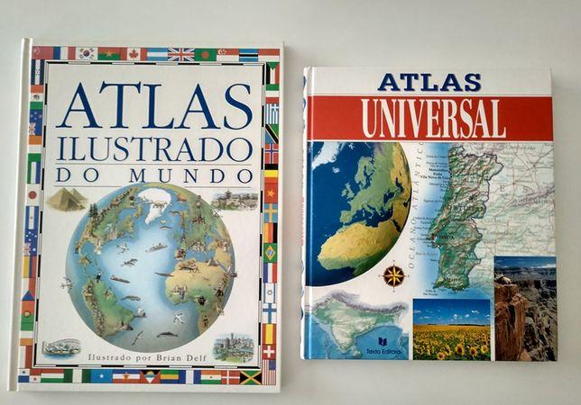 Atlas (2 livros)