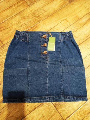 Spódnica jeansowa House roz 42 nowa