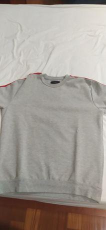 Sweat Zara Cinza XL/L