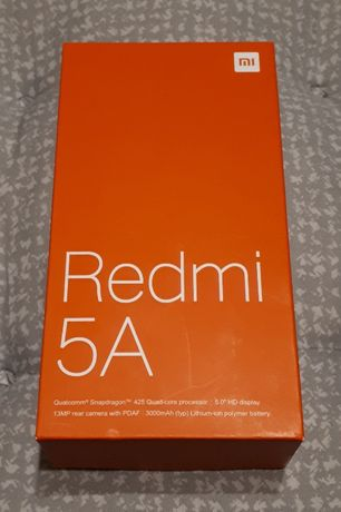 Redmi 5A 16GB Silver