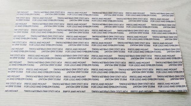 APP taśma do znaczków emblematów 1 szt. 20 x 10 cm