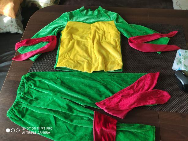 Карнавальный костюм Черепашки - ниндзя