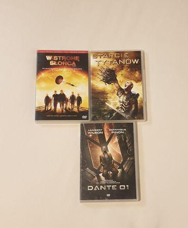 Dante 01 | W stronę słońca | Starcie tytanów | film DVD | fantasy |