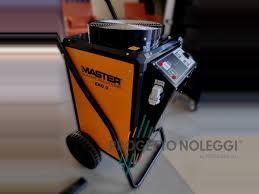Aquecedor Eléctrico portátil Master EKO 9 para desinfestação térmica