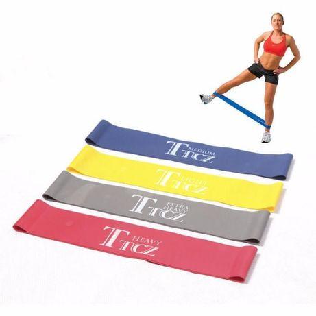 """Elástico """"Light"""" para Exercício Fitness Yoga Crossfit - ENVIO 24H"""