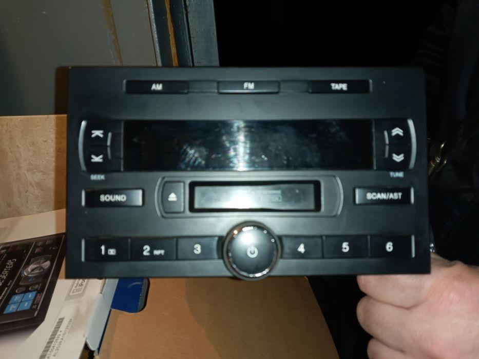 Штатная магнитола с Chevrolet DAEWOO AKL-5370JS Днепр - изображение 1