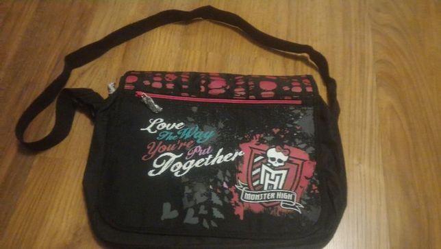 Sprzedam dla dziewczynki NOWĄ torebkę Monster high