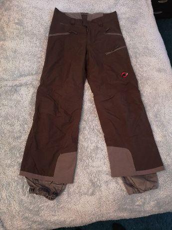 Spodnie narciarskie / snowbordowe/ firmy Mammut