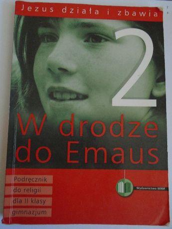 W drodze do Emaus - podręcznik do religii klasa 2 gimnazjum