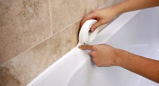 Супер Бордюрная лента для ванн и раковин 3,2м х 3.8мм аа11