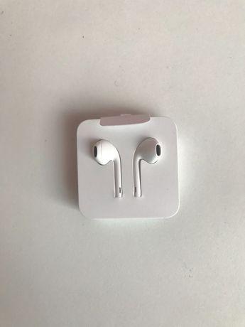 Słuchawki EarPods lightning białe