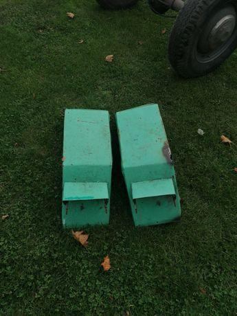 Błotniki do traktorka sam