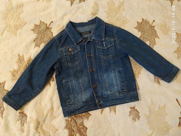 Джинсовка, джинсовая куртка, 4 года