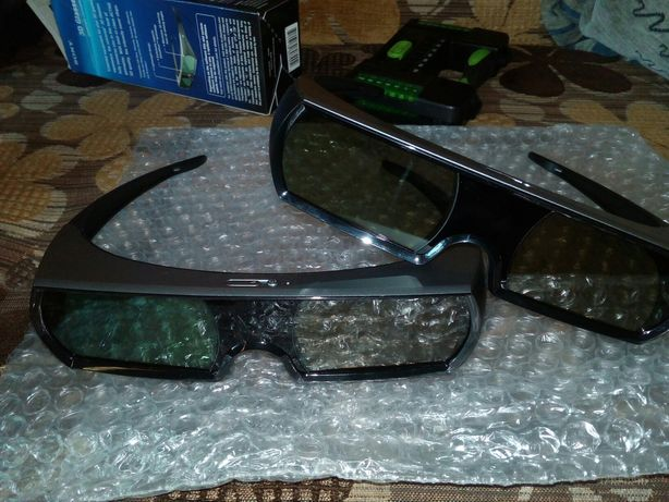 Aktywne okulary PlayStation 3 3D CECH-ZEG1U