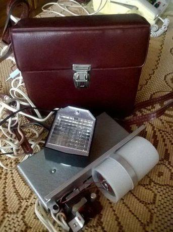 Lampa błyskowa czajka z dawnych lat - unikat