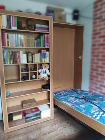 Młodzieżowy regał | biurko | łóżko w szafie | półkotapczan | VOX
