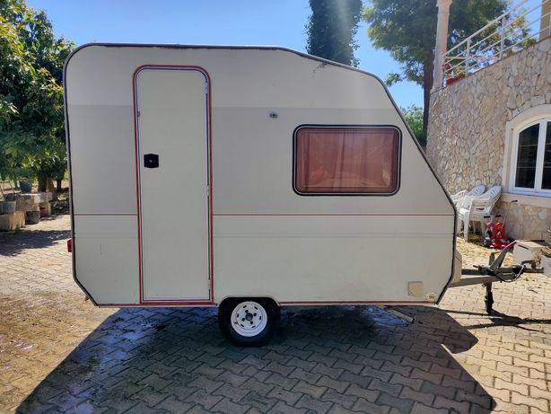 Caravana Vimara Toy com avançado