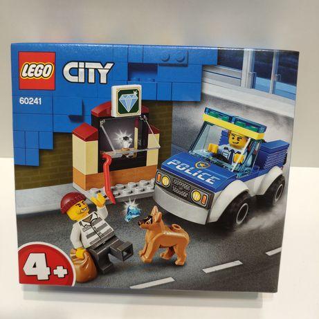 LEGO City 60241 Police Wysyłka 1pln