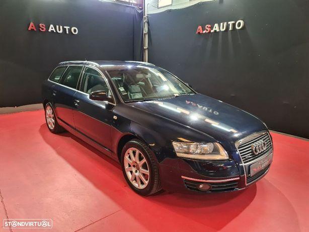 Audi A6 Avant 3.0 TDi V6 quattro S-line Tip