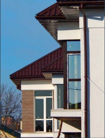 Современный коттедж на Фонтане - лучшая альтернатива квартире