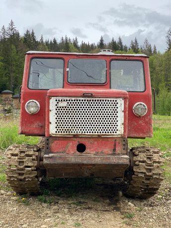 Трактор ТТ4 / ТДТ 55