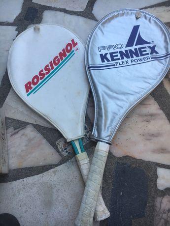 Conjunto de Raquettes de tenis