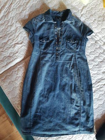 Sukienka/tunika ciążowe rozmiar S