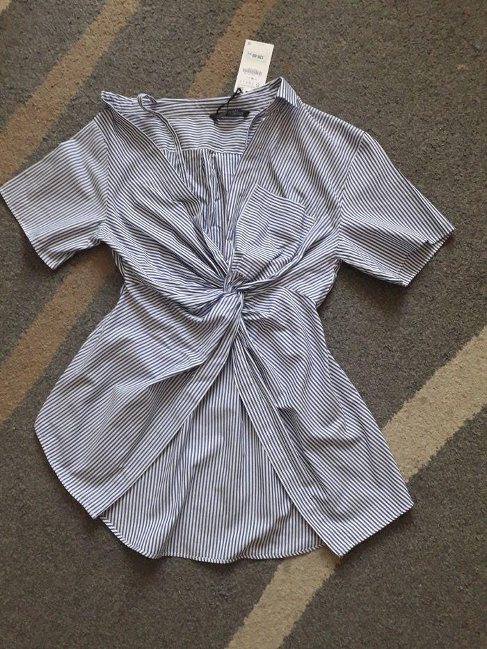 Koszula, bluzka zara nowa rozm.s Łask - image 1