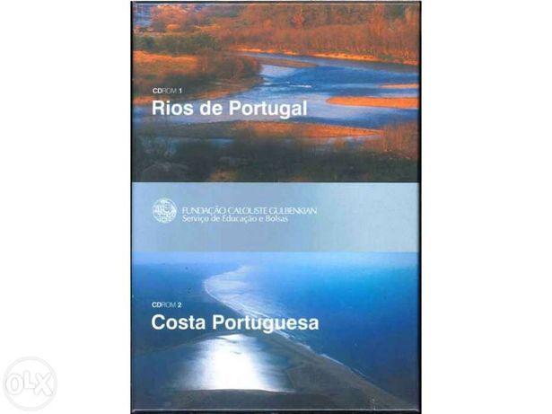 Rios de portugal / costa portuguesa: 2 cd-rom