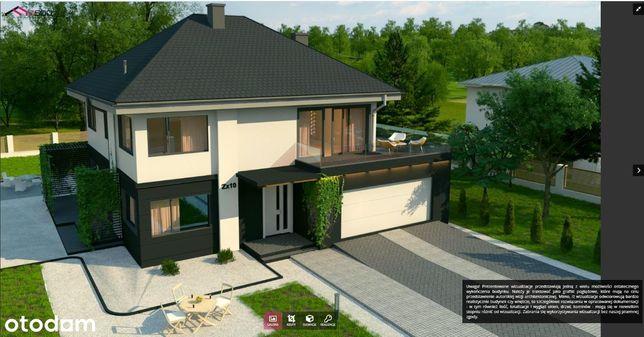 Dom wolnostojący 185m2 rezerwat SkarpaUrsynowska