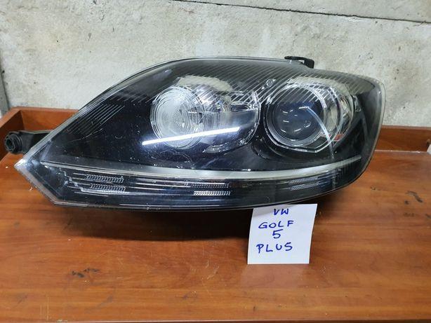 Lampa VW Golf Plus BI-Xenon Lewa LIFT