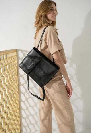 Рюкзак жіночий шкіряний tammy