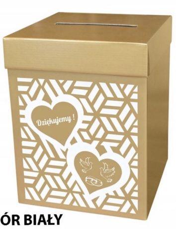 Pudełko na koperty na ślub NOWE!