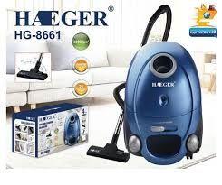Пылесос вакуумный мешковой Haeger 8661 2400 Вт.
