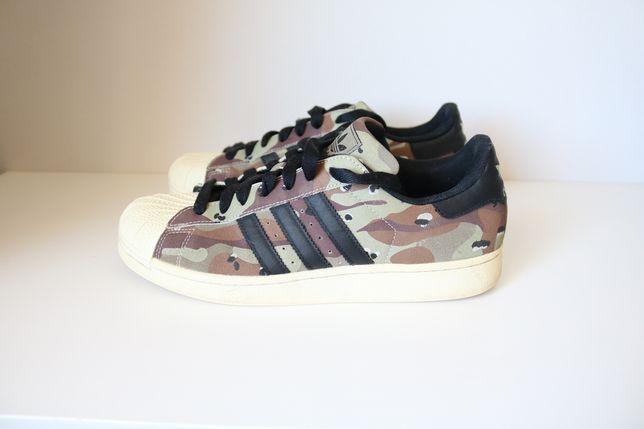 Adidas Superstar Camuflado