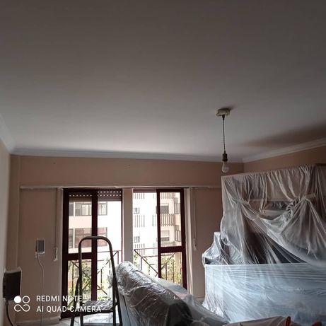 Pintas color,pinturas interior,fachadas,madeiras ,portas, muros, Barra