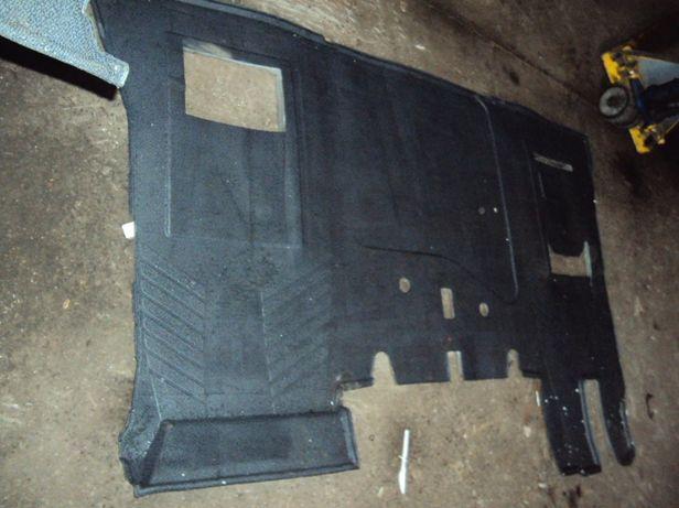 actros mp4 wykładzina podłoga dywan