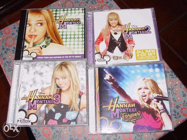 Cds Hannah Montana
