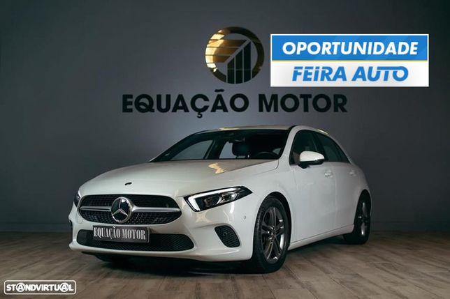Mercedes-Benz A 180 D Style Plus (AUT)