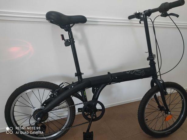 Bicicleta dobrável / desdobrável / desmontável Berg SPITZ GO