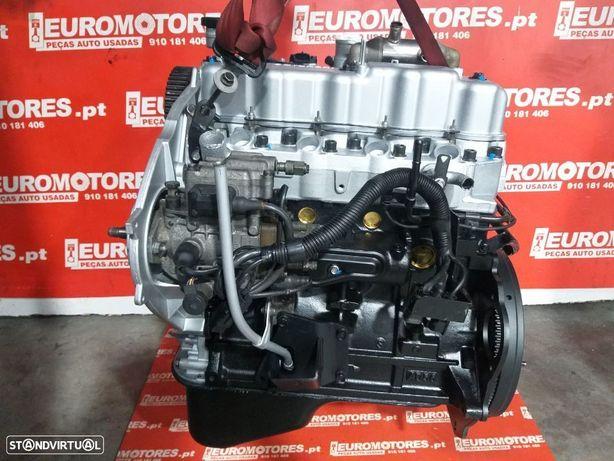 Motor Recondicionado Hyundai H1 [ D4BF / 4D56 ]