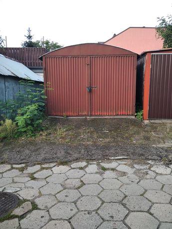Sprzedam garaż -prawa do gruntu dzierżawionego od miasta