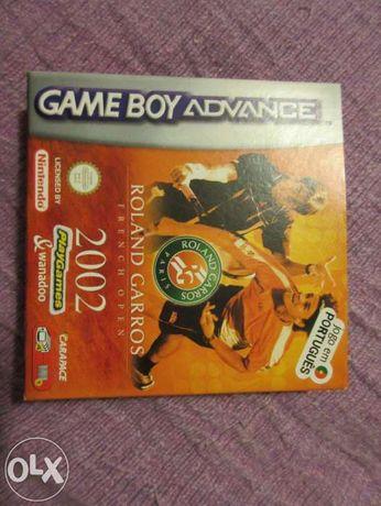 Jogo Roland Garros Game Boy Advance