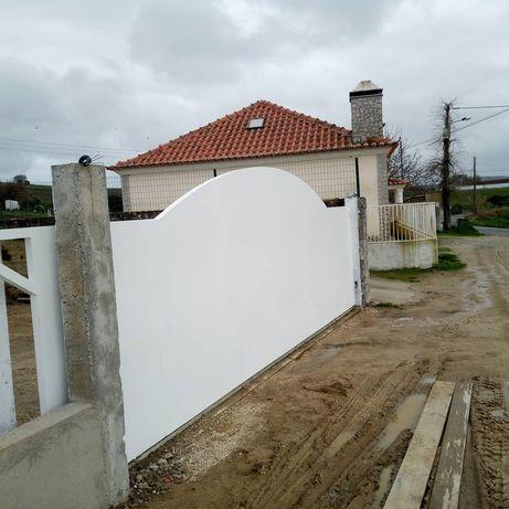 Portões e gradeamentos