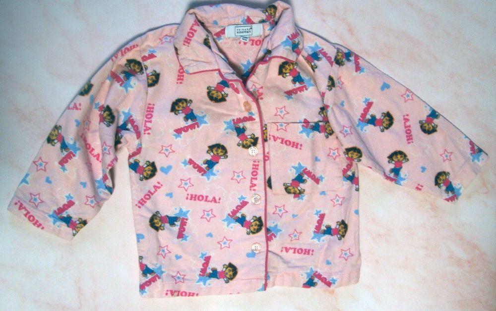 Пижама Даша, Дора 1,5-2 года Киев - изображение 1
